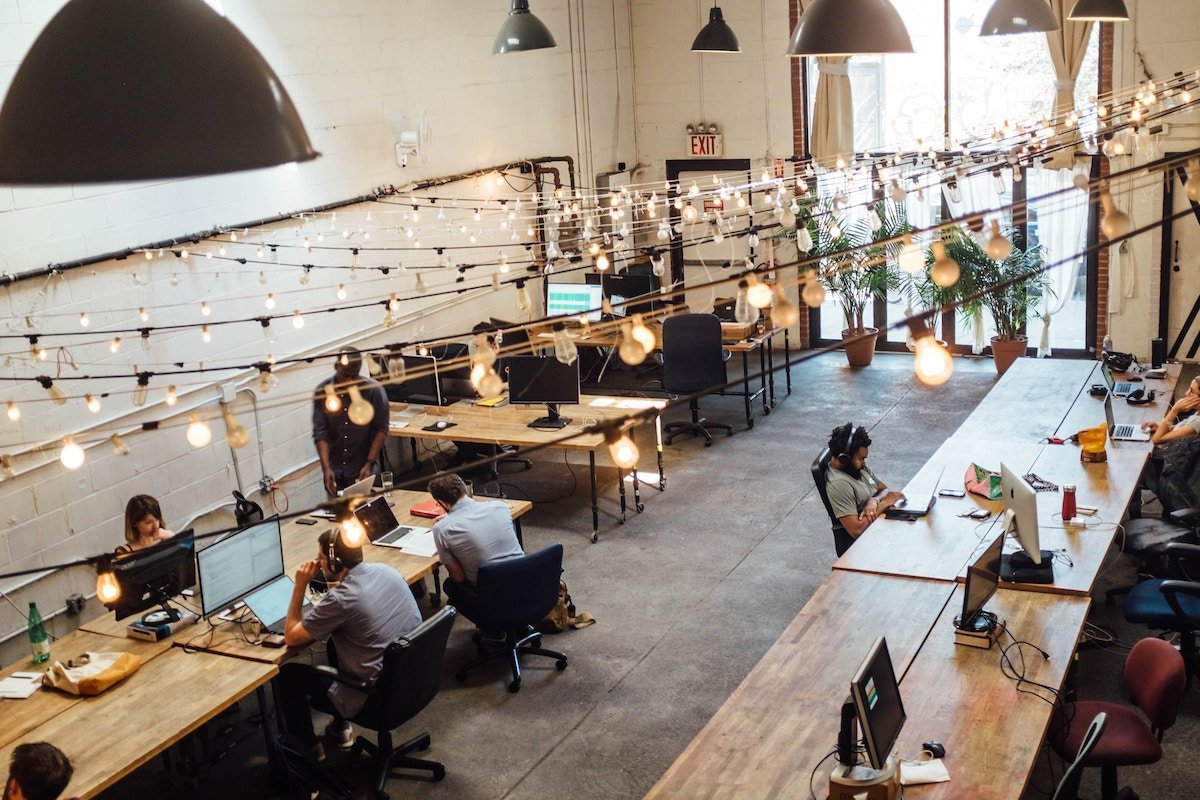 coworking space benefits