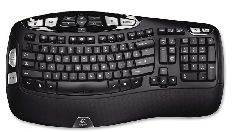 ergonomic keyboard for laptop