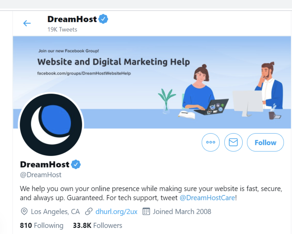 reviews of dreamhost