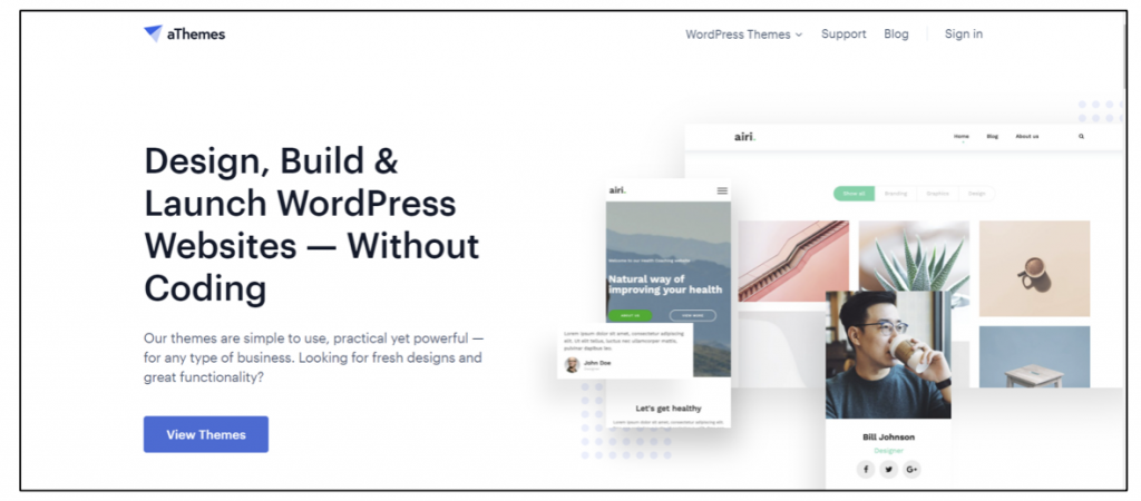 best free themes on wordpress for blogging