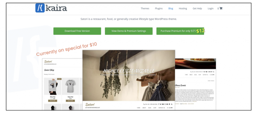 the best free wordpress themes for blogging