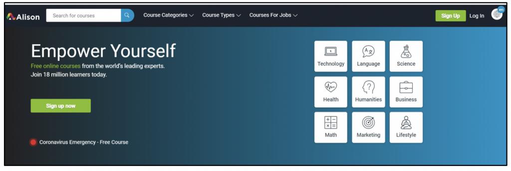 best free online course platform