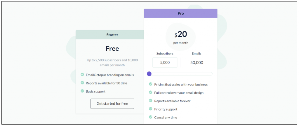 emailoctopus review