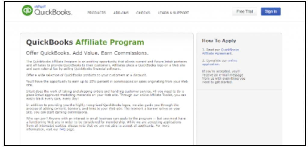 best affiliate programs finance