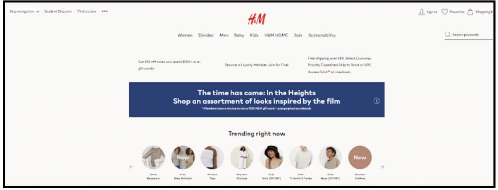 affiliate program fashion