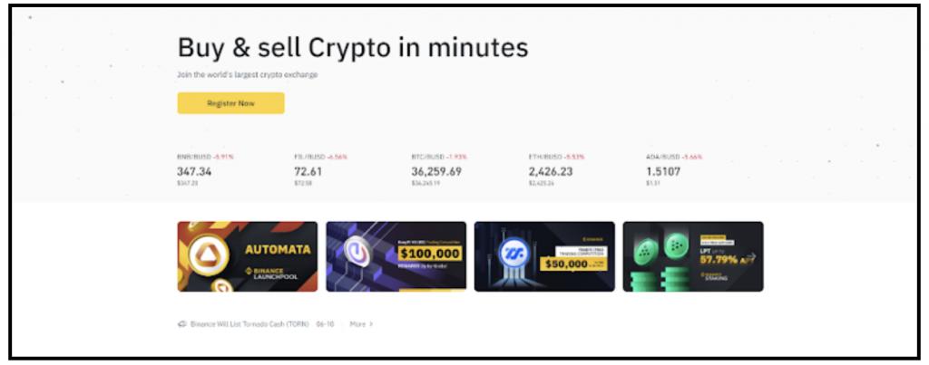 best affiliate program crypto