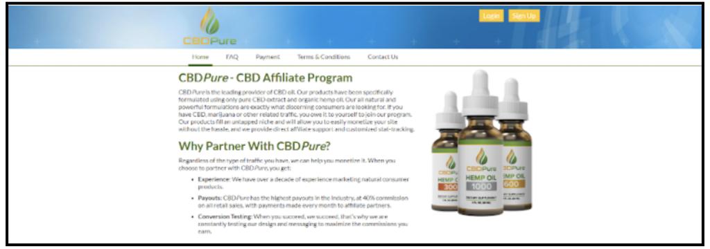 best affiliate programs for cbd