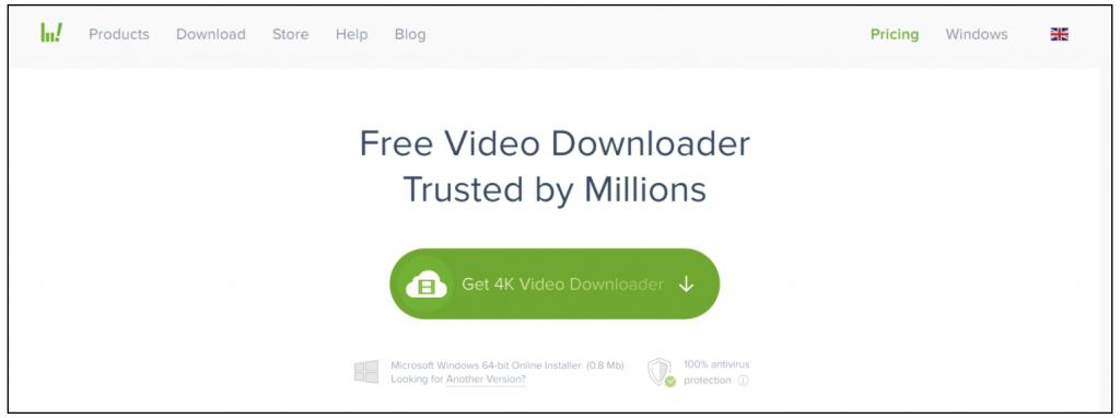 4k video downloader for youtube